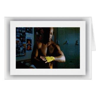 Americana - Boxer, Notecard Karte