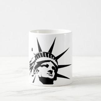 Amerika-Freiheitsstatue Tasse
