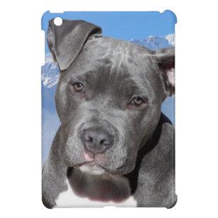 Amerikaner Pitbull Terrier Hündchen iPad Mini Hülle