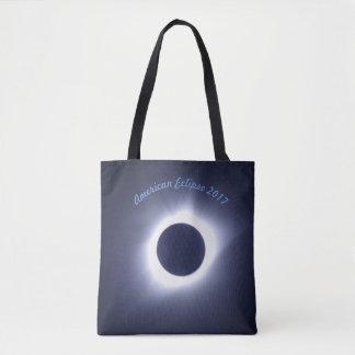 Amerikanische Eklipse-Taschen-Tasche 2017