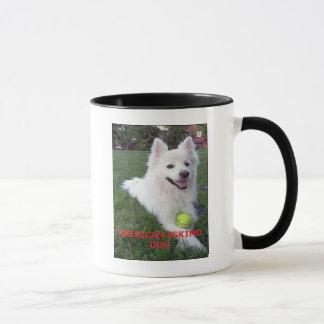 Amerikanische EskimohundeTasse Tasse
