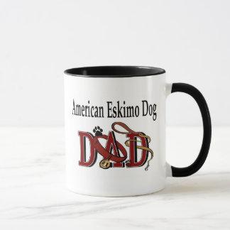 Amerikanische Eskimohundevati-Tasse Tasse