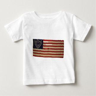 Amerikanische Flagge mit 6 Sternen Tshirts