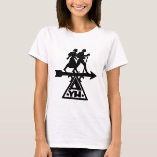 Amerikanische Jugend-Herbergen T-Shirt