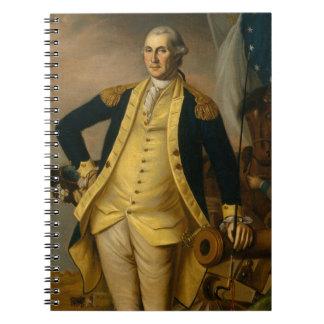 Amerikanischer Präsident: George Washington Spiral Notizblock