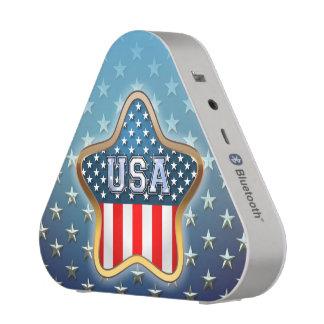 Amerikanischer Stern Bluetooth Lautsprecher