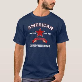 Amerikanischer Veteranen-Veteranen-TagesT - Shirt