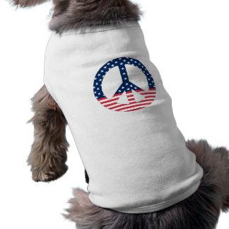 Amerikanisches Friedenszeichen Top