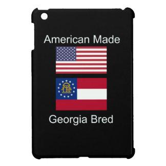 """Amerikanisches geborenes. Georgia züchtete"" iPad Mini Hüllen"