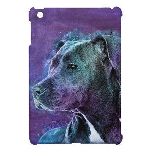 Amerikanisches Staffordshire Terrier - Amstaff iPad Mini Hülle