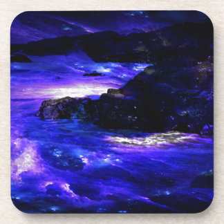 Amethyst Saphir-Inder-Träume Untersetzer