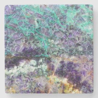 amethyst steinuntersetzer