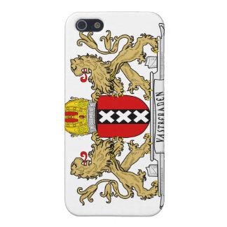 Amsterdam-Wappen iPhone 5 Schutzhülle