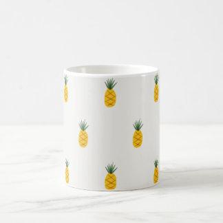 Ananas Kaffeetasse
