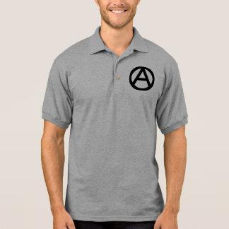 Anarchiegolf-Shirt Polo Shirt
