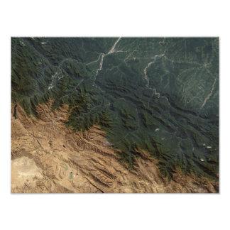 Anden-Berge Photographien