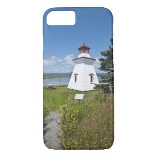 Anderson heiligen Leuchtturm in Flussufer-Albert, iPhone 8/7 Hülle