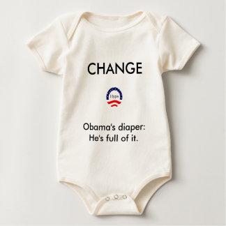 Änderung Baby Strampler