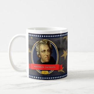 Andrew Jackson Kaffeetasse