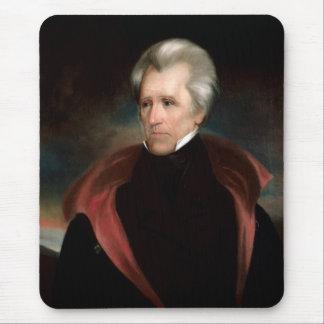 Andrew Jackson Mousepad