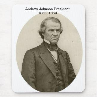Andrew Johnson Mousepad