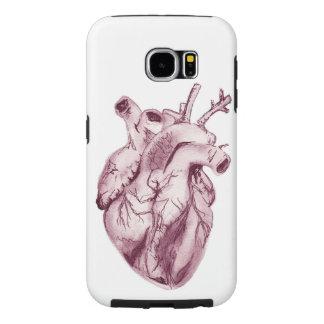 Androider anatomischer Herz-Fall