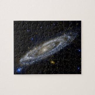 Andromeda-Galaxie-sternenklarer Himmel Puzzle
