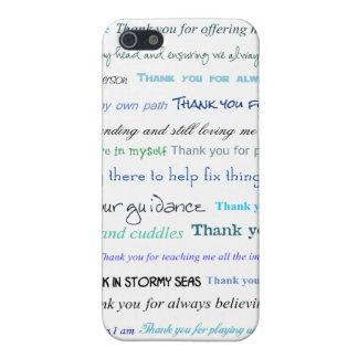 Anerkennungs-Reihe - danke Vati für… iPhone 5 Hüllen
