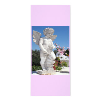 Angel Statue In Pink And Grey IV Announcements