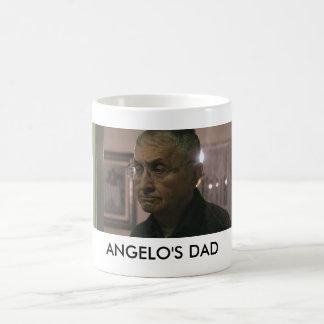 Angelo Vati auf einer Tasse