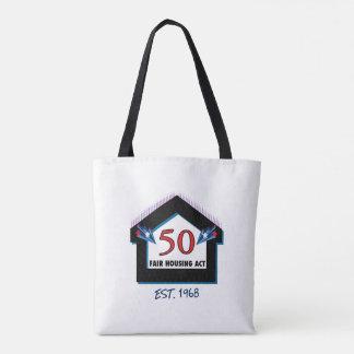 Angemessene Wohnung 50 (Kerzen) - Taschentasche