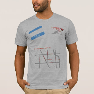 Angepasster T - Shirt