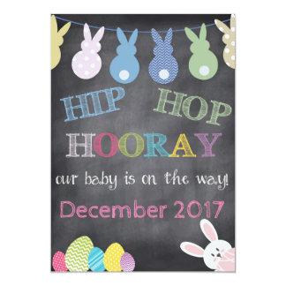 Angesagte HopfenHooray 12,7 X 17,8 Cm Einladungskarte