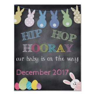 Angesagte HopfenHooray Poster