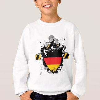 Angesagtes Deutschland Sweatshirt