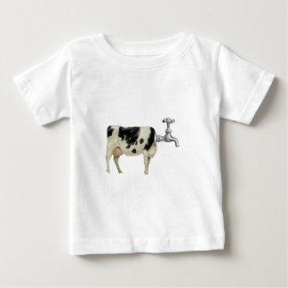 Angestochene Kuh Baby T-shirt