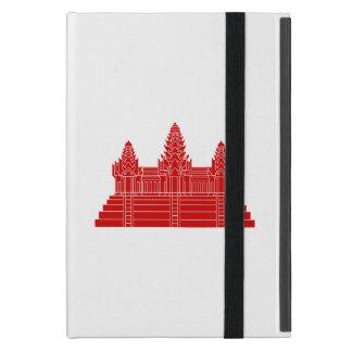 Angkor Wat Ver.2.0. Khmer-Tempel Etui Fürs iPad Mini