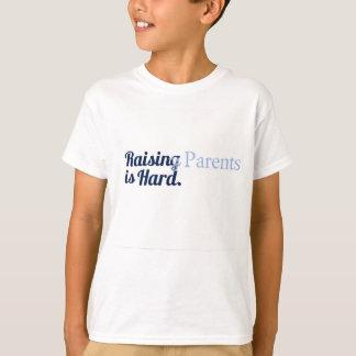 Anheben der Eltern T-Shirt