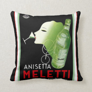 Anisetta Meletti Wurfs-Kissen Kissen