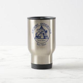 Anker Aweigh Key West - Isolierkaffee-Tasse Edelstahl Thermotasse