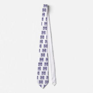 Anker blauen Streifens Tonys Fernandes 8 Bedruckte Krawatten