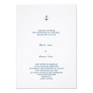 Anker Einladung