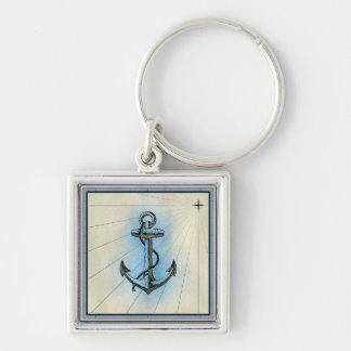 Anker-Seemeer Schlüsselanhänger
