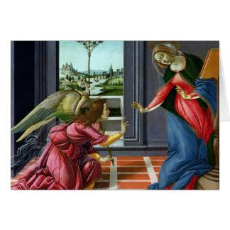 Ankündigung durch Sandro Botticelli