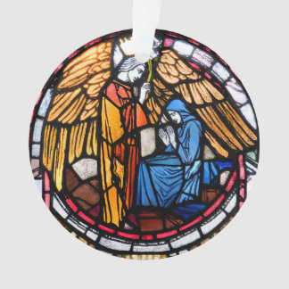 Ankündigungs-und Geburt Christis-Verzierung
