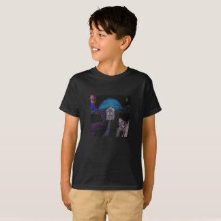 Anmerkungen über den der Wand-das Hanes TAGLESS® T-Shirt