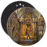 Annakirche, Wien Österreich Runder Button 15,3 Cm