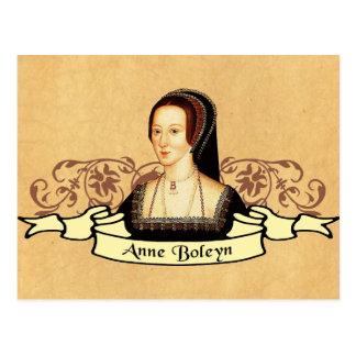 Anne- Boleynklassiker Postkarte