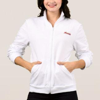Annie-Mantel im Weiß