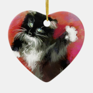 Annies Liebe des Lebens Keramik Herz-Ornament
